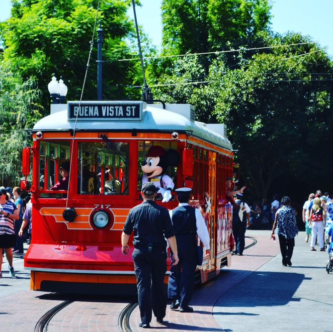 Mickey Mouse, LA